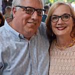 Jerry and Karen Zegart.
