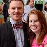 Ryan Colwell and Meredith Jones.