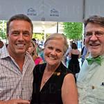 Dave Buchanan, Karen Kushner and Dan Gardner.