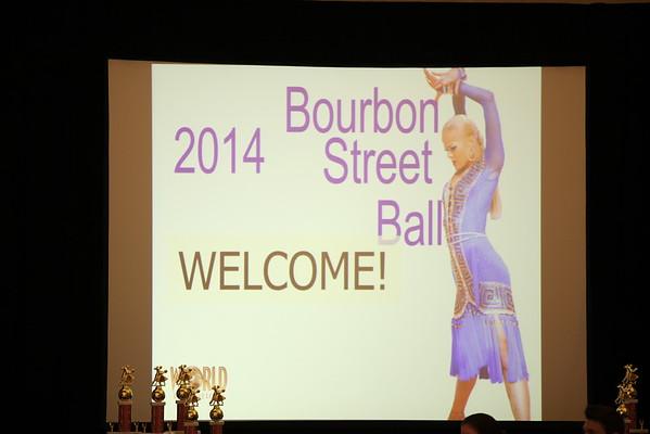 2014 Bourbon Street Ball
