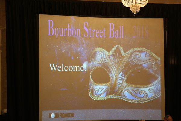 2018 Bourbon Street Ball