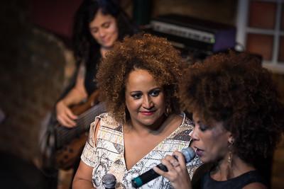 Gê Côrtes, Graça Cunha e Nanny Soul