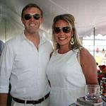 Carson Stewart and Shannon Leber.