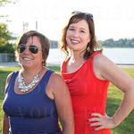 Lori Ackerson and Stephanie Geddes.