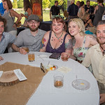 Nick Briscoe, Jesse and Lindsay Flint, Alissa Grimes-Welch and Nick Welch.