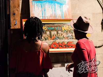 Bourbon + B Sides July 2017