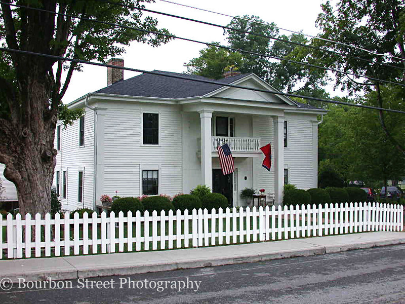 Miss Mary Bobo's boarding house began as a traveler's hotel in 1867.  Miss Mary Bobo ran her boarding house until her death in 1983, one month shy of her 102nd birthday. <br /> <br /> Miss Mary Bobo's Boarding House Restaurant still stands today, welcoming visitors for home-cooked midday meals.  <br /> <br /> I highly recommend a meal here, and suggest reservations.