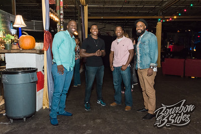 Bourbon + B Sides October 2017