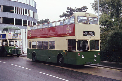 Bournemouth Heritage Transport 252 Avenue Rd Bournemouth Sep 93