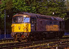 """33109 on display at the """"Bournemouth Rail Gala"""" on 16th May 1998."""