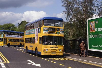 Bournemouth Transport 149 Triangle Bournemouth Jul 96