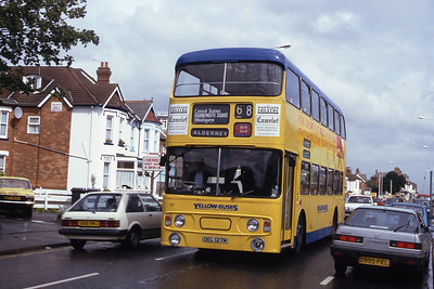 Bournemouth Transport 127 Holdenhurst Rd Bournemouth Sep 93