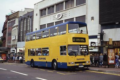 Bournemouth Transport 254 Triangle Bournemouth May 91