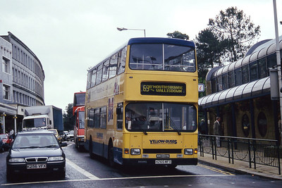 Bournemouth Transport 265 Westover Rd Bournemouth Sep 93