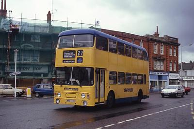 Bournemouth Transport 173 Fisherman's Walk Somerton Sep 93