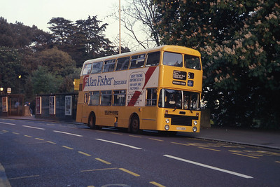 Bournemouth Transport 193 Westover Rd Bournemouth May 87