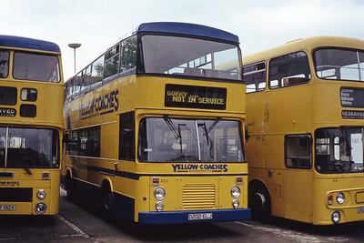 Bournemouth Transport 202 Triangle Bournemouth May 91
