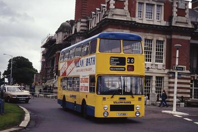 Bournemouth Transport 181 Landsdowne Bournemouth Sep 93