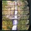 "Multnomah Falls, Number 2. Full Color. Medium.<br /> 13""X15"" , $75 each plus shipping.<br /> ** Available at The Strern Wheeler Gorge  Gift Shop at Cascade Locks**<br /> 90 Available"