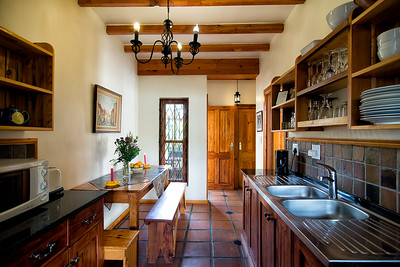 Kitchen One Perpective