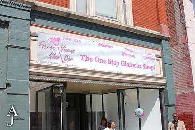 Fierce Vixen Glam Bar Grand Opening