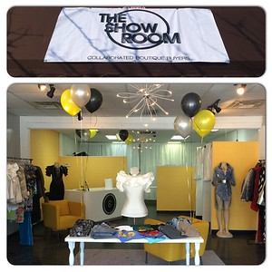 The show room grand opening March 7, 2015