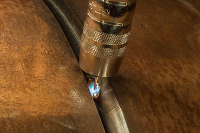 APEX 3000 and HELIX M85 Weld Head application