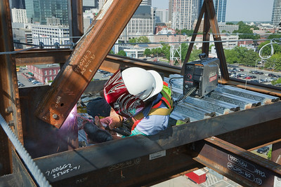 Carolina Steel and Stone construction