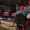 Burny Kaliburn plasma cutting at Stark Metal Sales