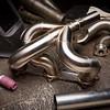 TIG Welded Inconel exhaust parts