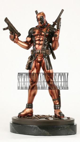 Deadpool Faux Bronze