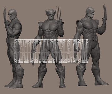 Wolverine Astonishing
