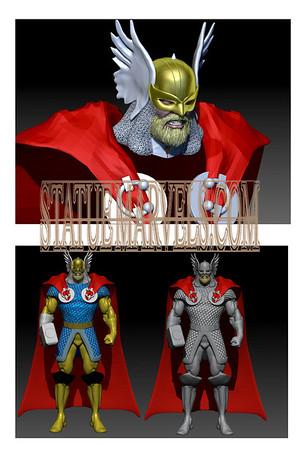 Thor Battle Armor