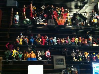Randy Bowen's Collection