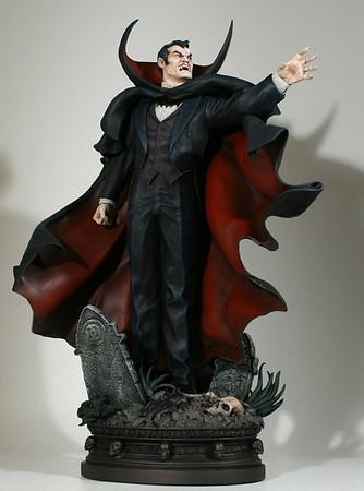 Bowen Designs Dracula Statue