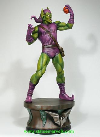 Bowen Designs Green Goblin Statue