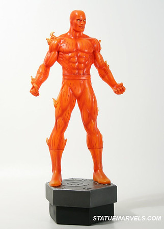 Bowen Designs Human Torch Statue