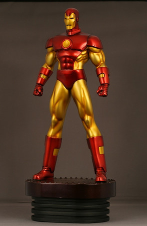 Bowen Designs Neo Classic Iron Man Statue