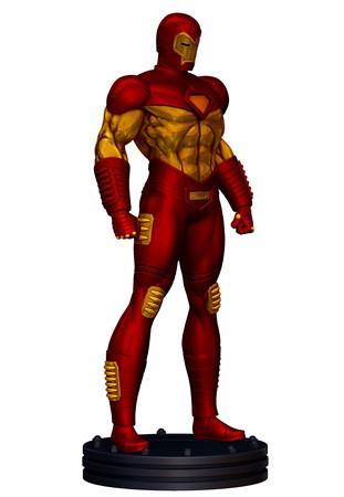 Iron Man Modular