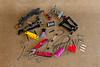 Archery, archery repair kit, backcountry bow kit