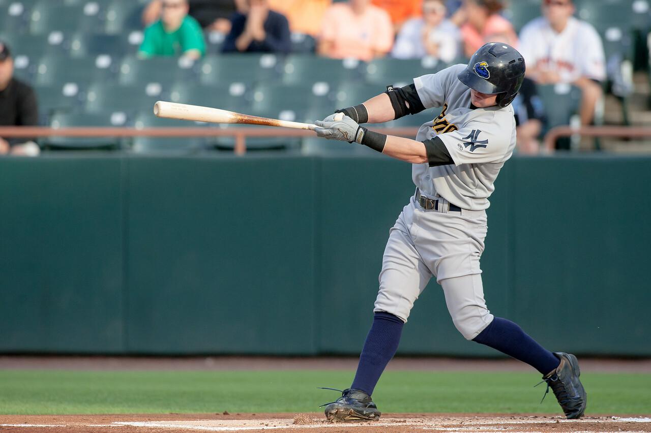 MILB Baseball 2014: Bowie Baysox vs.Trenton Thunder August 15, 2014