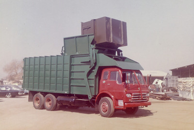 International Bowles Front Loader