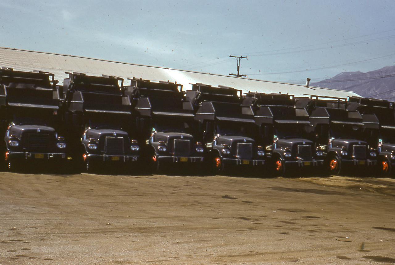 Fleet Shot of Best Disposal
