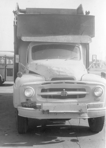 Lawndale Disposal Service ca.1955