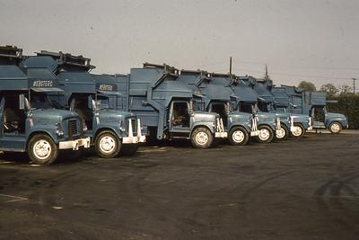 Fleet shot