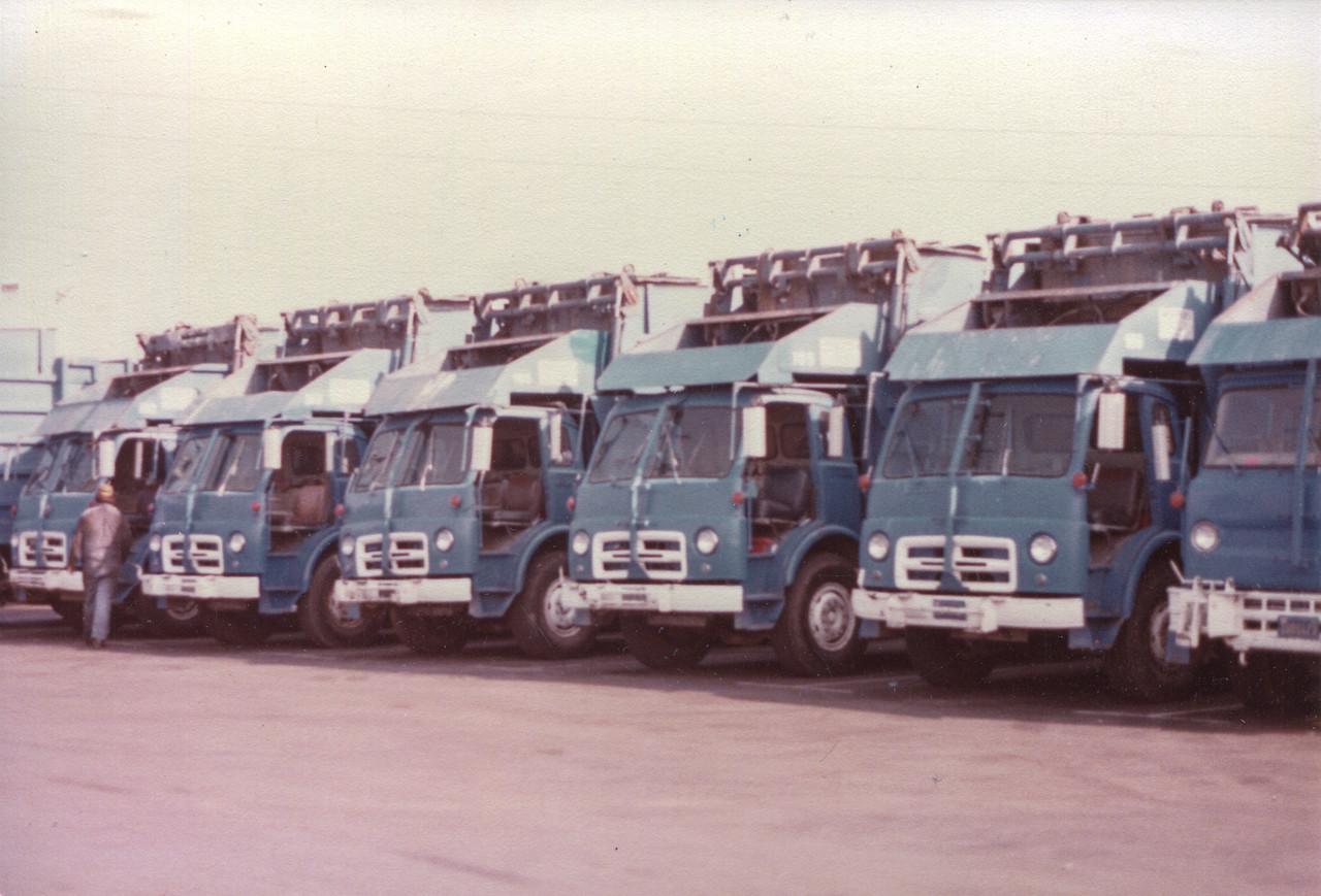 Fleet shot ca. 1968