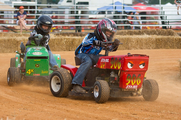 2012 STA-BIL National Lawn Mower Series