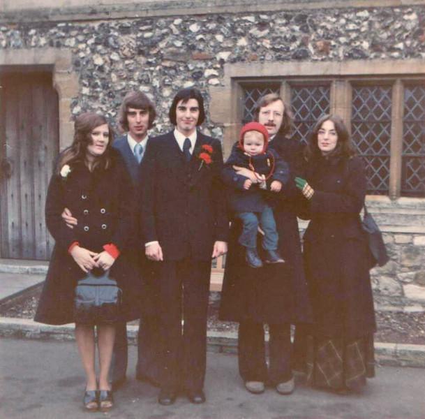 KeithsWedding1972