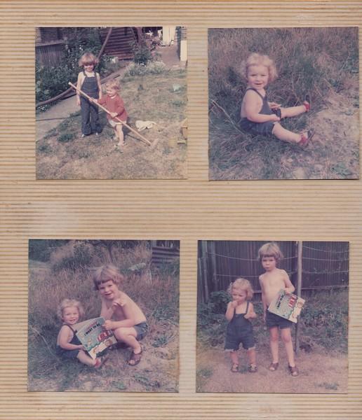 Landcroft Road 1976?