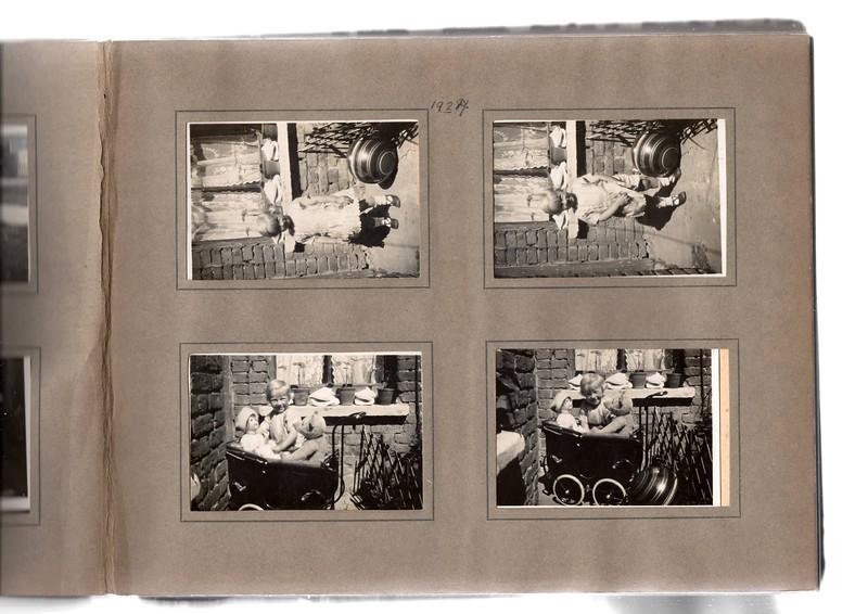 All photos; Vera Bowles probably somewhere at Bognor Regis.